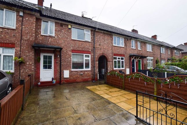 Thumbnail Terraced house for sale in Princess Street, Altrincham