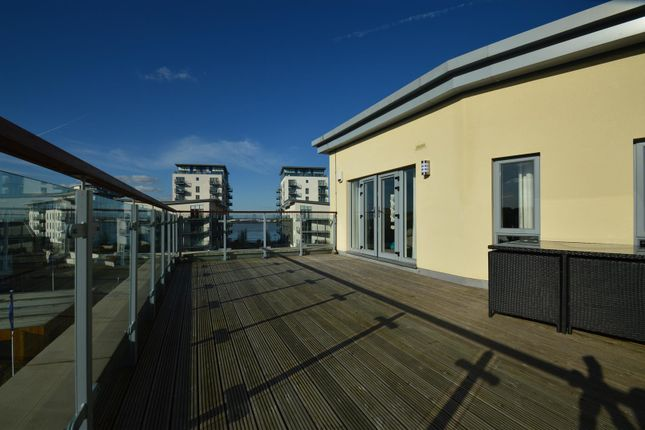 Thumbnail Property to rent in Liverymen Walk, Greenhithe