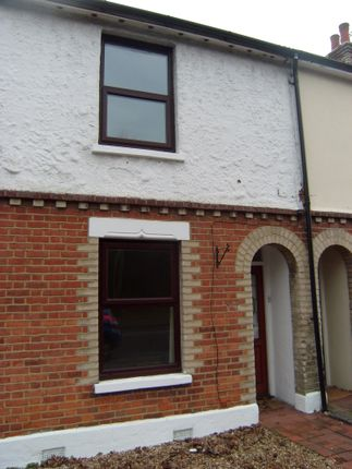 Thumbnail Terraced house to rent in Park Road, Farnborough