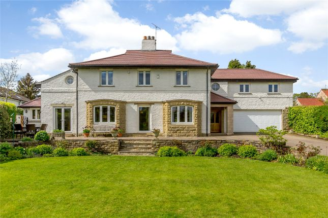 Thumbnail Detached house for sale in Yew Tree Close, Harrogate, North Yorkshire