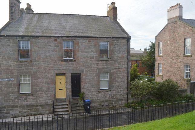 Thumbnail Flat for sale in Greenside Avenue, Berwick-Upon-Tweed