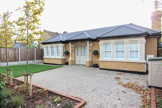 Thumbnail Bungalow for sale in Godwin Road, Forest Gate