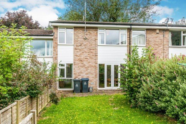 Thumbnail Property to rent in Otham Close, Canterbury