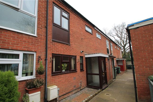 Thumbnail Terraced house to rent in Granhill Close, Redditch
