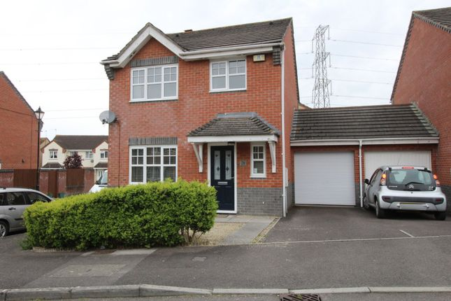 Thumbnail Detached house to rent in Celandine Way, Chippenham