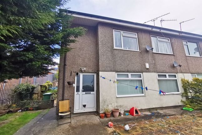 Thumbnail Flat for sale in Bryn Owain, Caerphilly