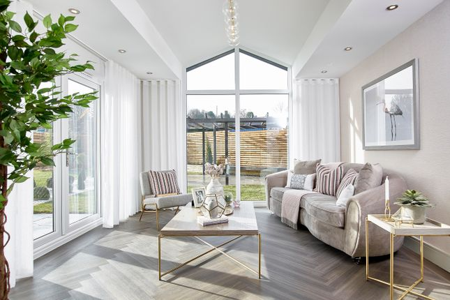 Thumbnail Detached house for sale in Newton Mearns, Glasgow