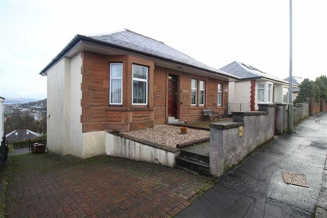 Thumbnail Detached bungalow for sale in Craigmuschat Road, Gourock