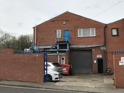 Thumbnail Warehouse to let in Melville Street, Wombwell, Barnsley