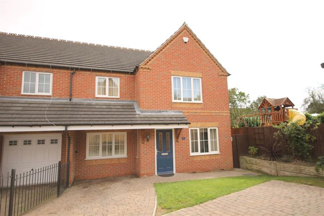 Thumbnail Property for sale in Sutton View, Temple Normanton, Chesterfield