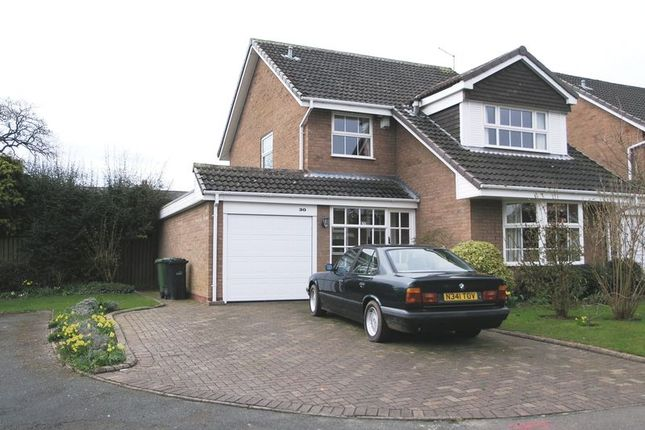 Thumbnail Detached house for sale in Birley Grove, Hayley Green, Halesowen