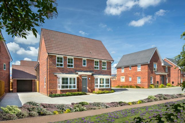 "Thumbnail Detached house for sale in ""Alnwick"" at Acacia Way, Edwalton, Nottingham"
