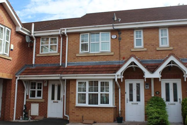 Thumbnail Town house to rent in October Drive, Tuebrook, Liverpool