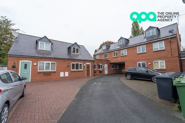 Thumbnail Flat for sale in Silver Street, Kidderminster