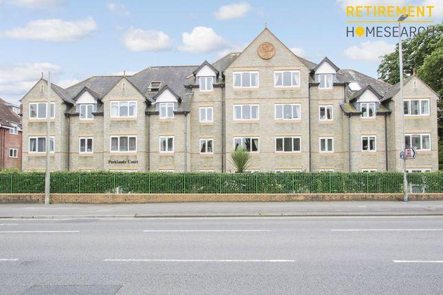 Thumbnail Flat for sale in Parklands Court, Poole