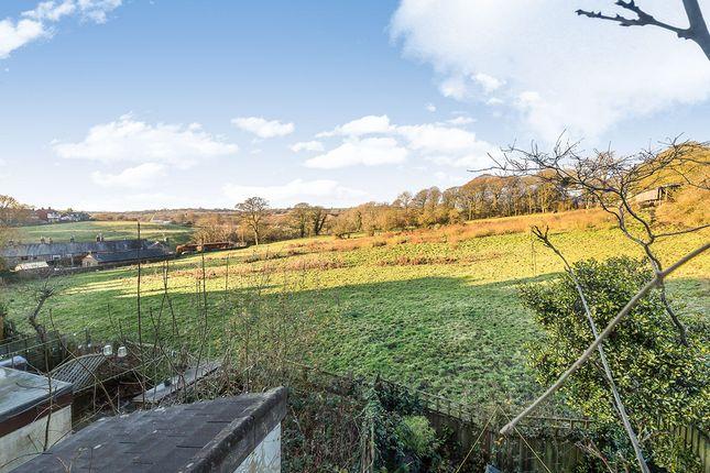 Rear View of Meadow Street, Wheelton, Chorley, Lancashire PR6