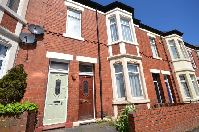 Thumbnail Flat to rent in Delaval Terrace, Gosforth, Newcastle Upon Tyne