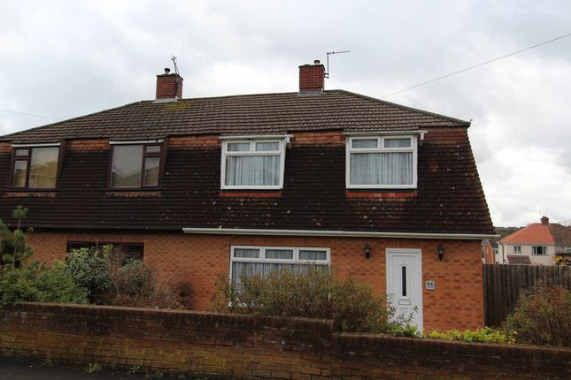 Thumbnail Semi-detached house to rent in Woodleigh Gardens, Whitchurch, Bristol
