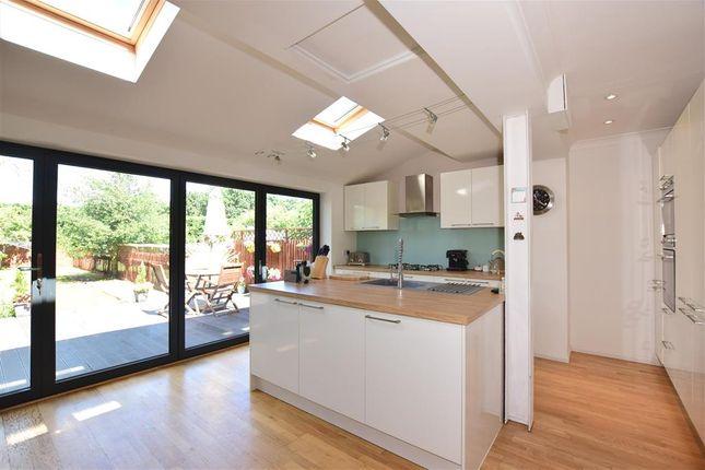 Kitchen of Oliver Crescent, Farningham, Kent DA4
