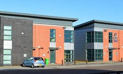 Thumbnail Office to let in Unit 5 Connect Business Village, Liverpool