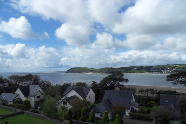 Thumbnail Flat for sale in Caradog Court, Ferryside, Carmarthenshire