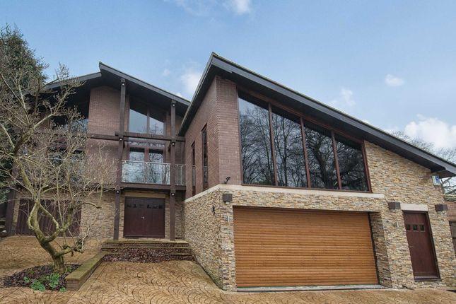 Thumbnail Detached house for sale in Sefton Drive, Nottingham