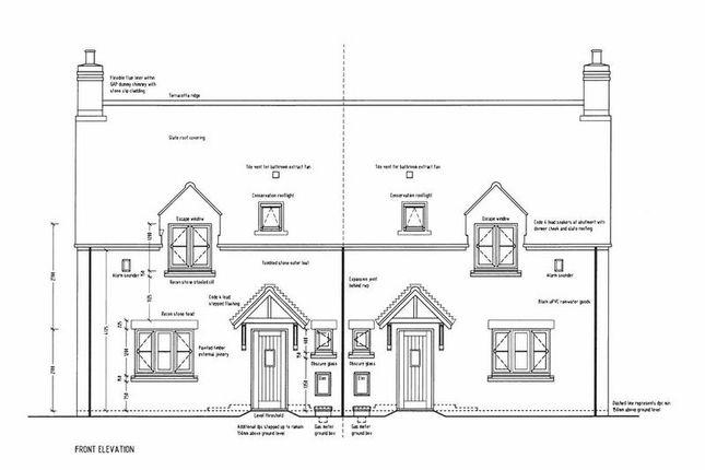 Thumbnail Semi-detached house for sale in Cassington Road, Yarnton, Kidlington