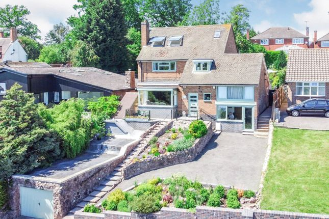 Thumbnail Detached house for sale in Birstall Road, Leicester