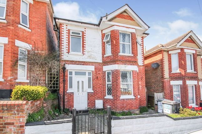 Thumbnail Detached house for sale in Frampton Road, Winton, Bournemouth