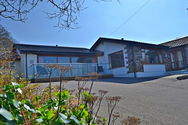 Thumbnail Detached bungalow for sale in Limehead, Bodmin