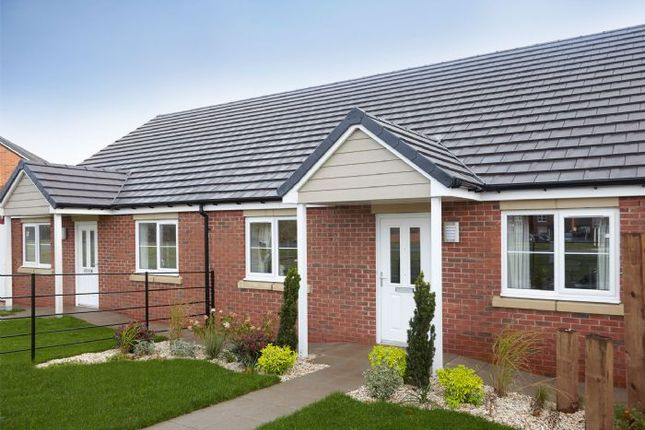 Thumbnail Detached bungalow for sale in Acacia Drive, Sowerby, North Yorkshire