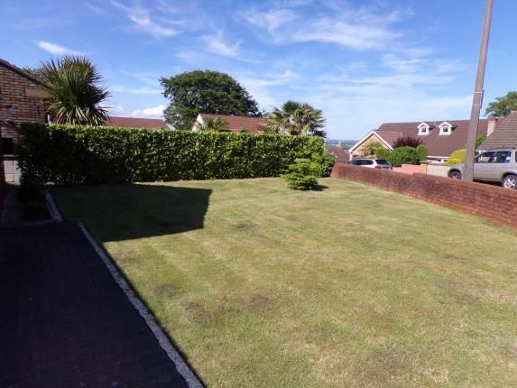 Garden of Weston-Super-Mare, Somerset, . BS24