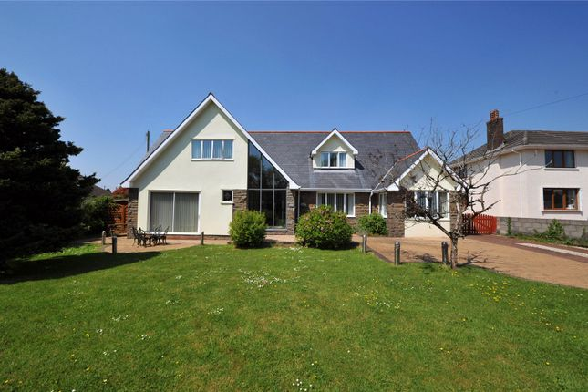 Thumbnail Detached house for sale in High Street, Laleston
