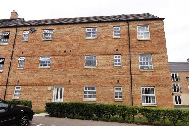 Thumbnail Flat for sale in Finney Drive, Grange Park, Northampton