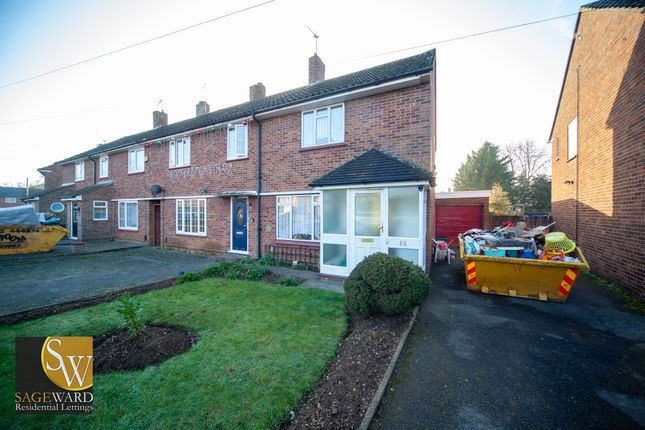 2 bed end terrace house to rent in Thieves Lane, Hertford SG14