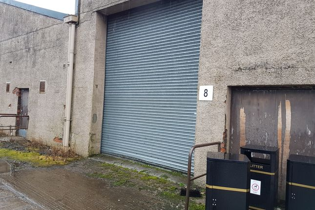 Thumbnail Industrial to let in 92 Ayr Road, Cunmock