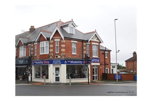 Thumbnail Retail premises to let in Ashley Road 309, Parkstone