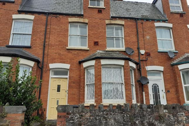 Thumbnail Maisonette to rent in Exe Vale Terrace, Tiverton