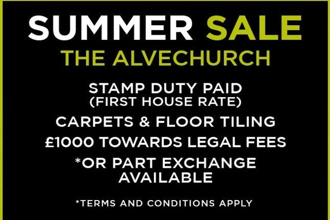 """Thumbnail Detached house for sale in """"Alvechurch"""" at Boundary Park, Parkgate, Neston"""