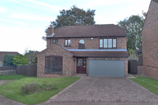 Thumbnail Detached house to rent in Old Barber, Harrogate
