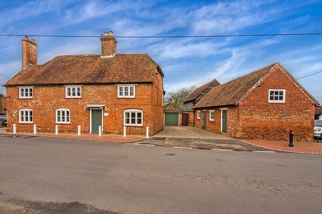 Thumbnail Detached house for sale in The Street, Old Basing, Basingstoke
