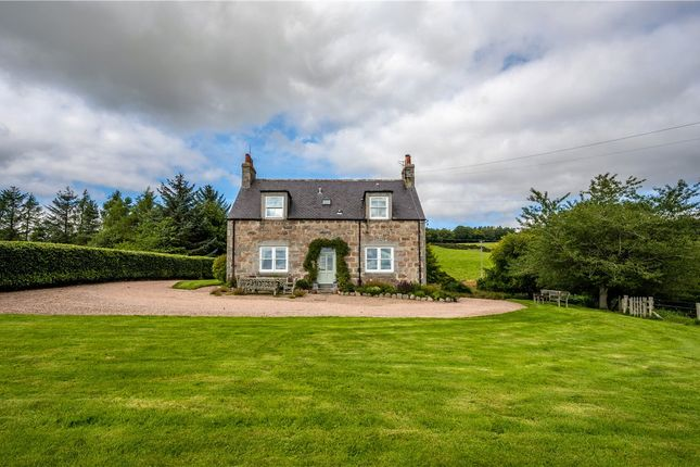 Thumbnail Detached house for sale in Mains Of Aquhorthies, Burnhervie, Inverurie, Aberdeenshire