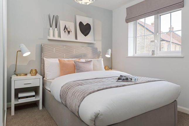 "Double Bedroom of ""Finchley"" at Kimlers Way, St. Martin, Looe PL13"
