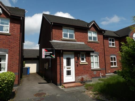 3 bed detached house for sale in Spinney Gardens, Appleton Thorn, Warrington, Cheshire