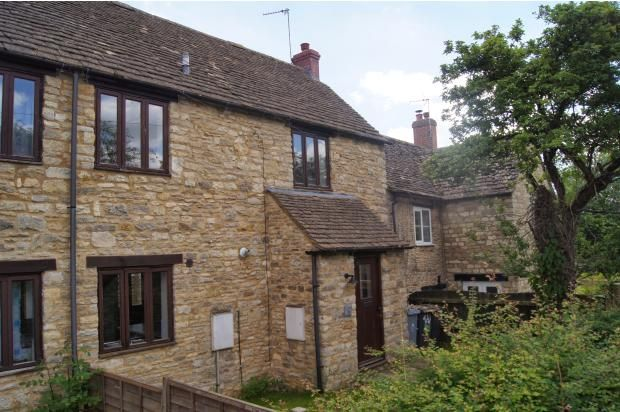 Thumbnail Terraced house to rent in West End, Witney