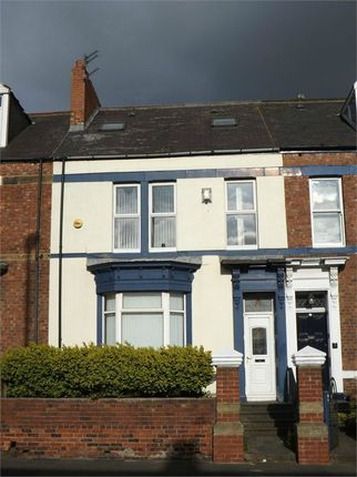 Thumbnail Terraced house to rent in Stanhope Road, South Shields, Tyne And Wear