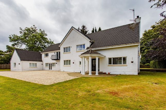 Thumbnail Detached house for sale in Braehead Road, Thorntonhall