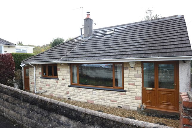 Thumbnail Detached bungalow for sale in The Oval, Thomastown, Merthyr Tydfil