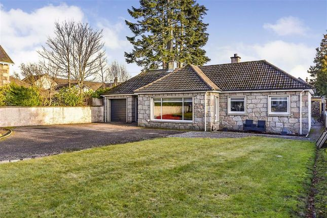 Thumbnail Detached bungalow for sale in Grant Road, Grantown-On-Spey