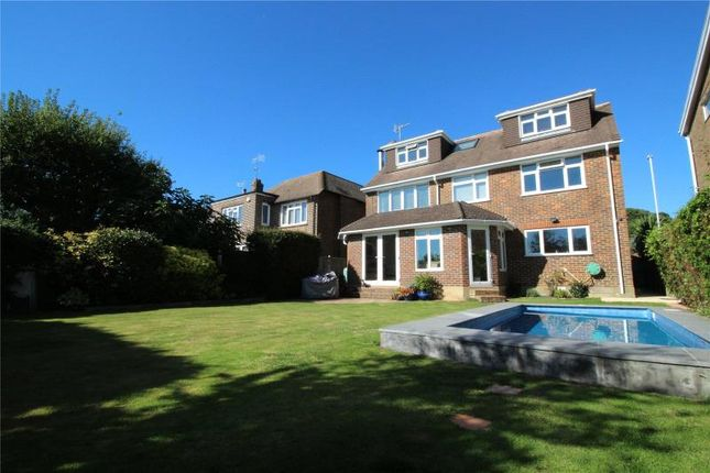 Thumbnail Detached house for sale in Sompting Avenue, Broadwater, Worthing